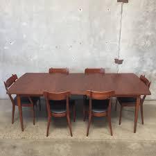 mid century kipp stewart for drexel dining set u2013 urbanamericana