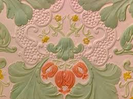 master piece embossed wallpaper