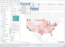 How To Use A Map How To Use Mapbox Maps As A Background Map In Tableau