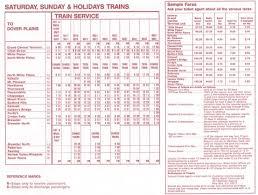 Metro Time Table New Haven Line U2013 I Ride The Harlem Line U2026