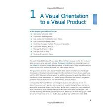 visio 2010 step by step
