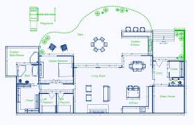 Mansion Blue Prints by Underground House Plans