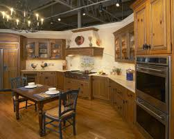 wood country kitchens back splash amazing luxury home design