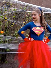supergirl halloween costumes supergirl u2013 halloween 2012 bowtiful life