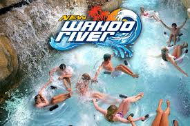 Six Flags Georgia Water Park Six Flags America Announces Wahoo River For 2018 U2013 Coaster Chit Chat