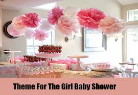 baby shower theme ideas for girl different ideas for the girl baby shower how to decorate for a