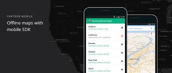 Offline Maps Android Offline Maps With The Mobile Sdk U2014 Carto Blog
