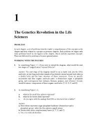 introduction to genetic analysis 10e griffiths solutions manual