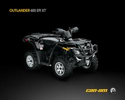 image gallery 2011 can am outlander 400
