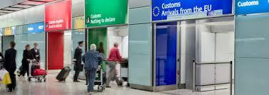 Heathrow Terminal 3 Information Desk Uk Customs Processes Heathrow