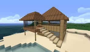 minecraft beach house blueprints designs all about house design