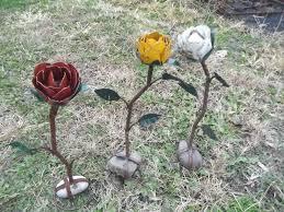 21 rock garden yard ornament