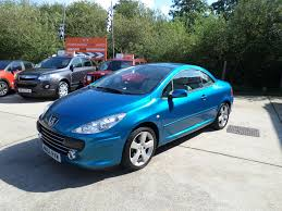 peugeot car showroom used peugeot 307 sport 2 0 cars for sale motors co uk