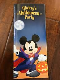 when is mickey halloween party my favorite things about mickey u0027s halloween party disneyland