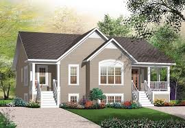 House Plans For Two Families Multi Family Plan 64882 At Familyhomeplans Com