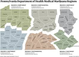 Medical Marijuana Legal States Map by Businesses Seek To Stake Claims In Pa Medical Marijuana Gold Rush