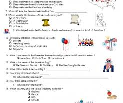 14 free independence day lesson plans independence day worksheets