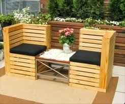 patio furniture with pallets bench made out of pallets 833team
