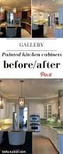 Painted Kitchen Cabinets Before After 2016 Kitchen Makeovers Our Top Before And Afters Bella Tucker