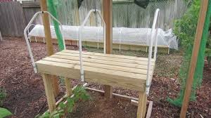 Pvc Pipe Patio Furniture Plans - diy seedling grow table plans u0026 design youtube