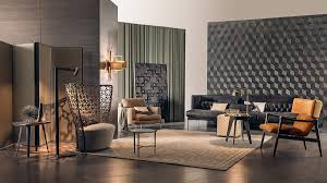 27 living room wall ideas this classic stone wall treatment