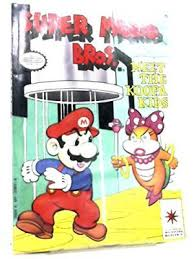 super mario bros meet koopa kids golden books golden