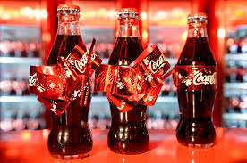 coca cola and christmas the perfect match how cool brands stay