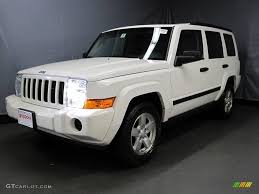 jeep commander 2010 2006 stone white jeep commander 4x4 22985517 photo 3 gtcarlot