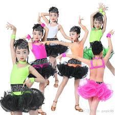 kids samba 2018 children s dress girl kids samba costumes