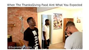 rdc world 1 when the thanksgiving food aint what you expected by