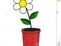 how to draw a flower vase pencil drawing youtube flower pot