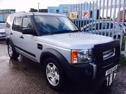 land rover discovery 3 2 7 td v6 s diesel manual 2006 full history