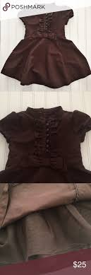 baby gap dress this beautiful chocolate brown dress comes from