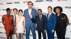 master of none u0027 season 2 aziz ansari alan yang and cast on italy
