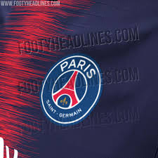 Flag Kits Home Exclusive Psg 18 19 Home Kit Leaked Footy Headlines