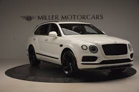 bentley suv 2018 2018 bentley bentayga black edition stock b1264 for sale near