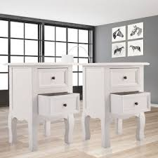pair nightstands ebay