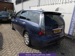 mitsubishi grandis mitsubishi grandis 2 4 63733 used available from stock