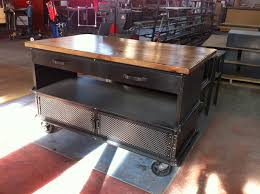 industrial style kitchen island vintage industrial kitchen island vintage industrial furniture