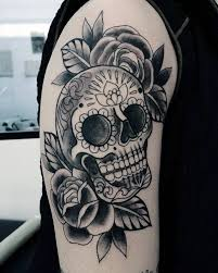 50 traditional skull designs for manly ink ideas