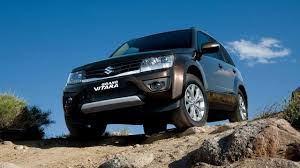 jeep vitara we are testing suzuki grand vitara bmw x3 jeep niva on the big