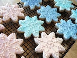 my cookie clinic snowflake cookies arctic blast