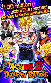 dragon ball dokkan battle android apps google play