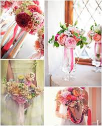ribbon streamers bridal bouquets with ribbon streamers best ribbon bouquet ideas