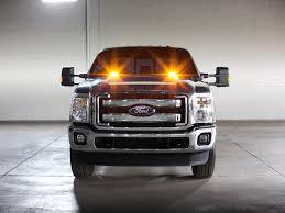 led lights for pickup trucks factory installed strobe warning led lights will be available on