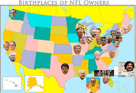 East Coast Time Zone Map by 24 Maps That Explain The Nfl Sbnation Com