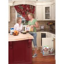 storage baskets kitchen cabinet chrome pull out wire baskets w