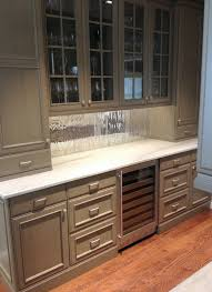 mirrored backsplash in kitchen small kitchen decoration ideas using decorative mosaic mirrored