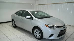 toyota 2016 used 2016 toyota corolla for sale in cincinnati area performance