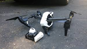 Inspire by Dji Inspire 1 Crash Drone Human Error Youtube